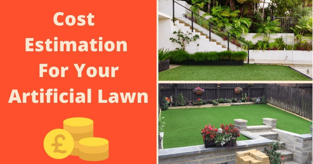 Artificial Grass Cost Estimation For Your Artificial Lawn