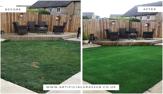 ARTIFICIAL GRASS AND ITS BENEFITS