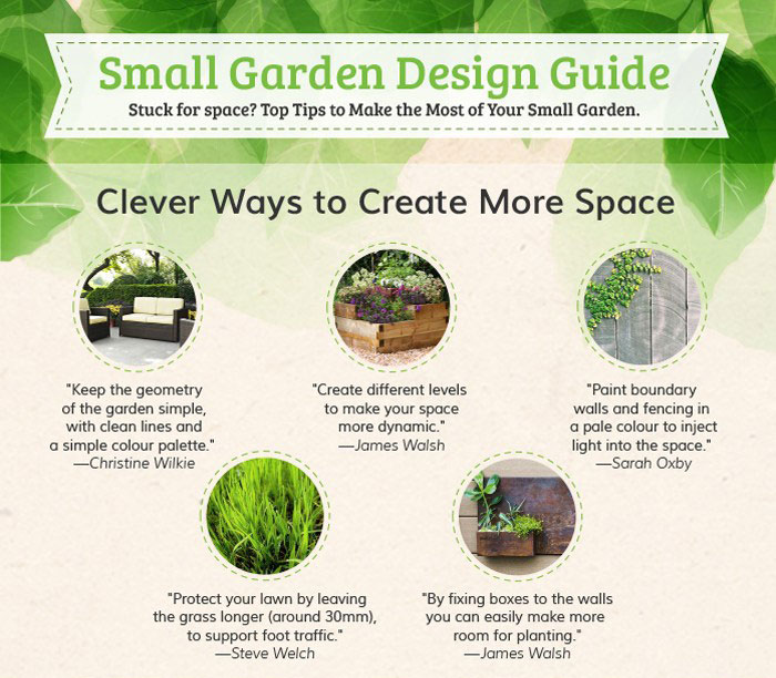 HOW TO MAKE SMALL OUTDOOR SPACE INTO SOMETHING BEAUTIFUL