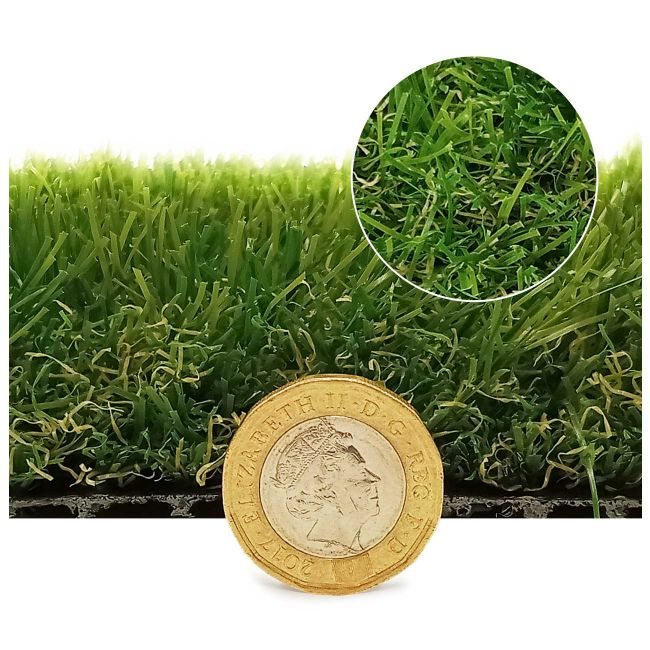 What Thickness of Artificial Grass is Best For Your Lawn [Pile Height Guide] ?